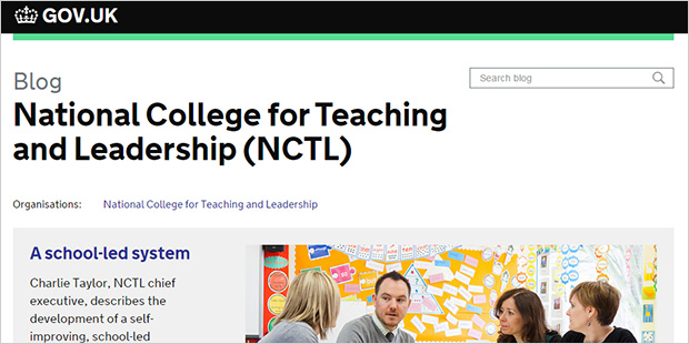 My first year as a national leader of education - National