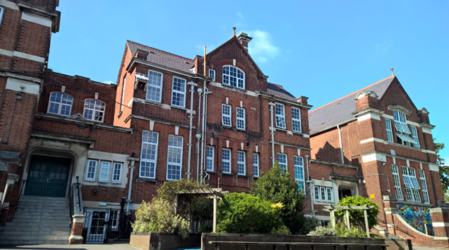Portswood school