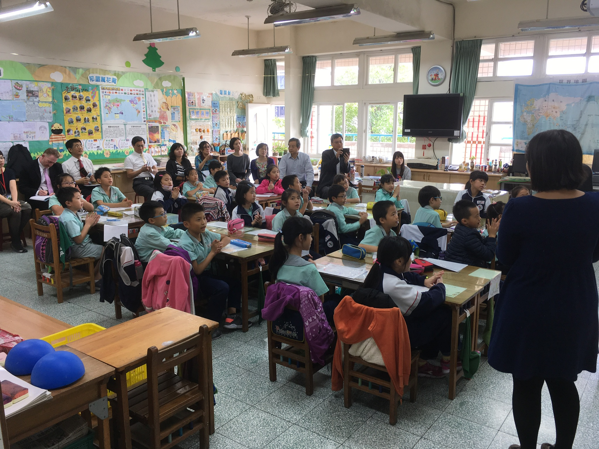 Evidence-based teaching in Taiwan - National College for
